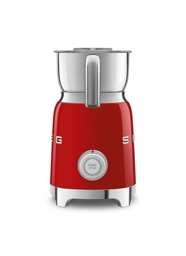 Smeg Smeg Mff01Rdeu Retro Süt Köpürtme Makinesi Kırmızı